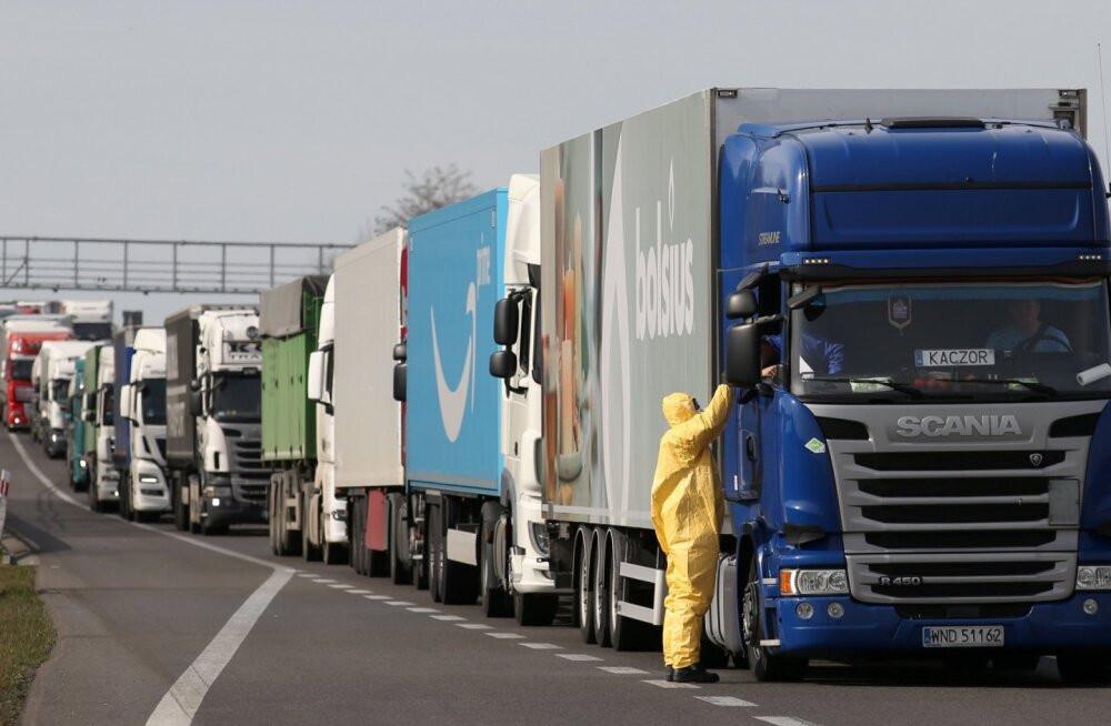 Товары, прибывающие через Белоруссию, подорожают на 30-40%