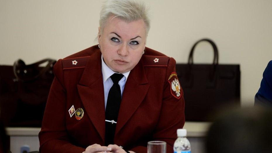Наталия Башкетова, глава Роспотребнадзора по Петербургу