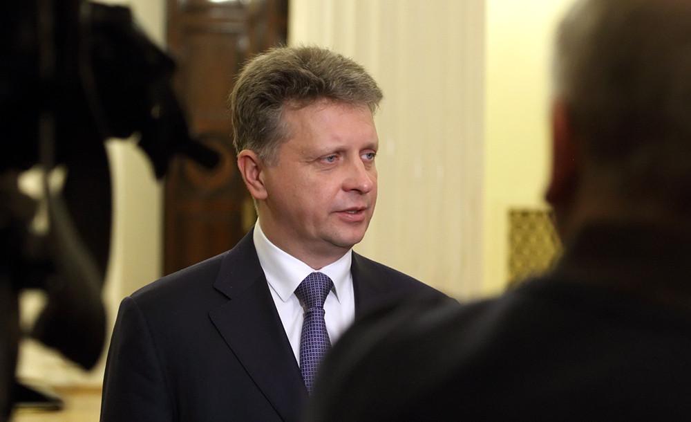 Максим Соколов, вице-губернатор Петербурга