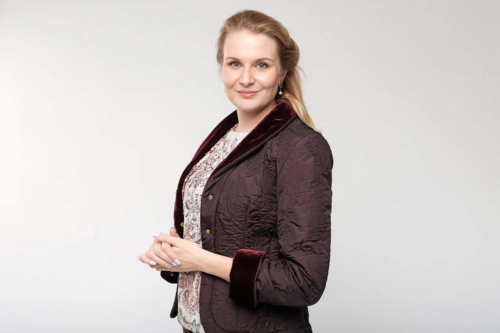 Предприниматель Дарья Ковалевская