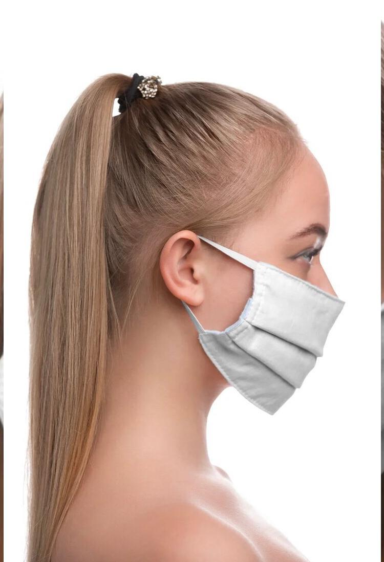 Эко-маски носить комфортно