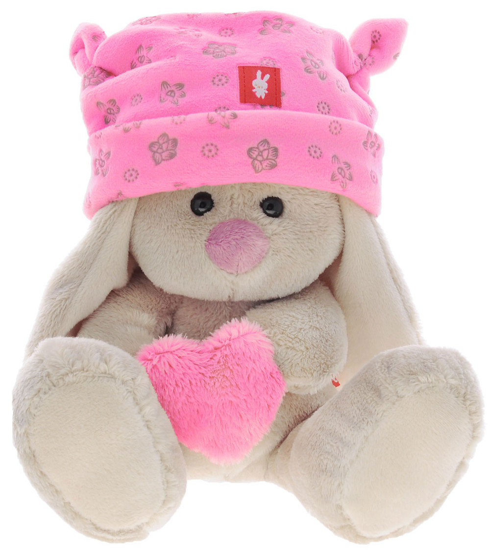 Заяц из плюша стал одним из самых популярных подарков