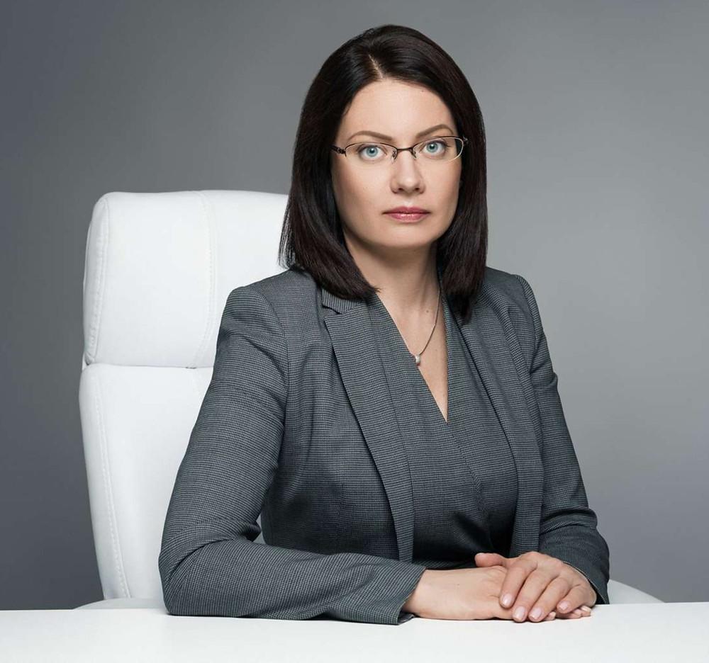 Александра Питкянен, исполнительный директор Фонда содействия кредитованию