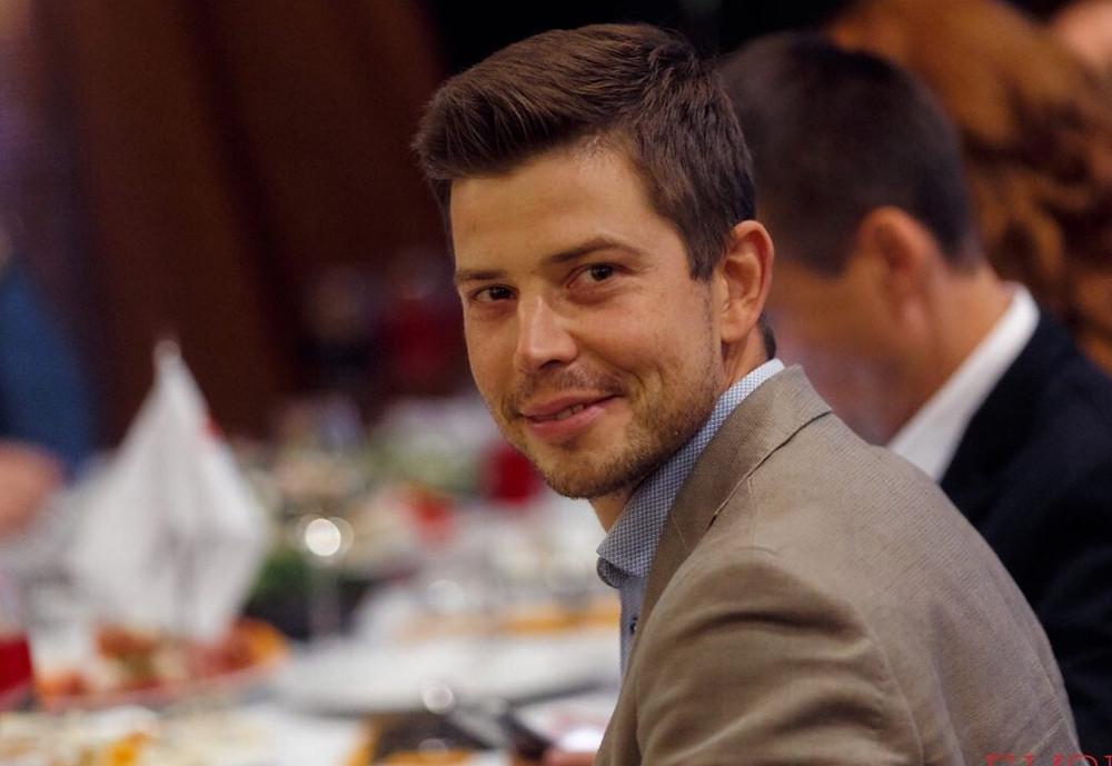 Предприниматель Даниил Барышев
