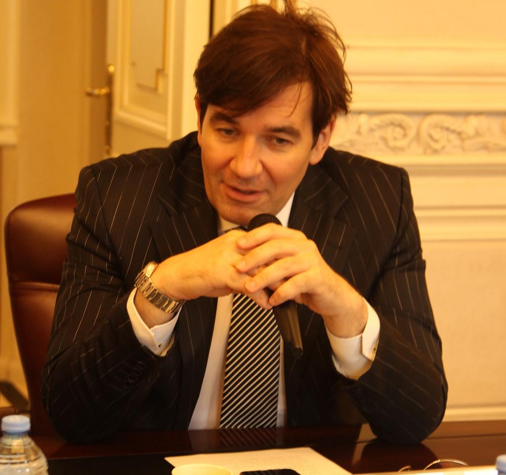 Экономист Дмитрий Прокофьев