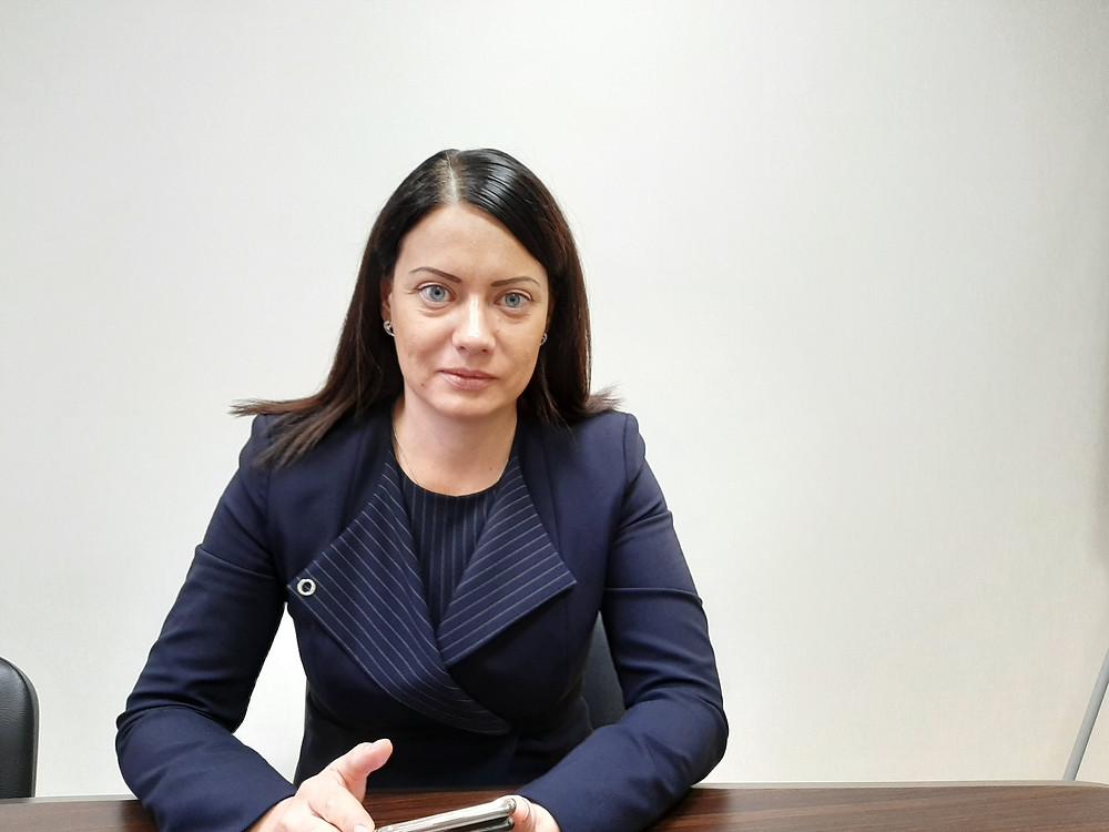Александра Питкянен, исполнительный директор Фонда содействию кредитования малого бизнеса