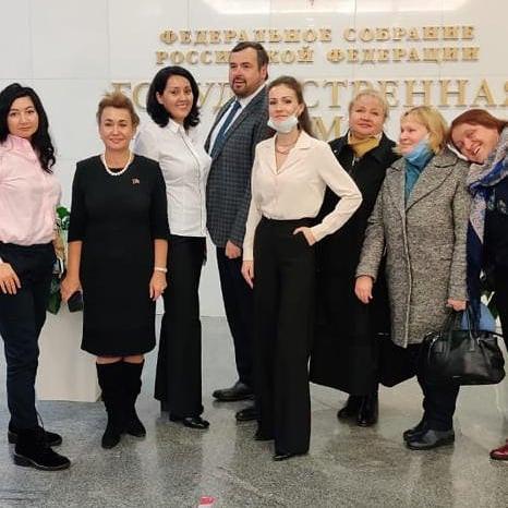 Петербургская делегация в Думе