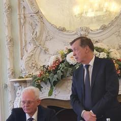 Владимир Катенев вернулся в Палату
