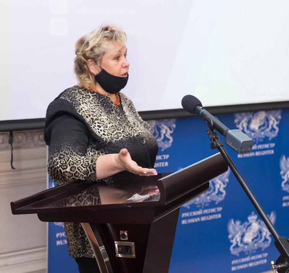 """Светлана Молчанова, гендиректор Фонда """"Сделано в Петербурге"""""""