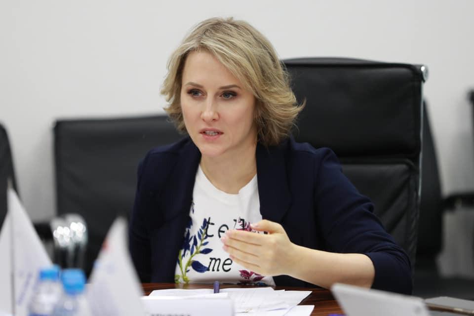 Анастасия Татулова, спецпредставитель Бориса Титова