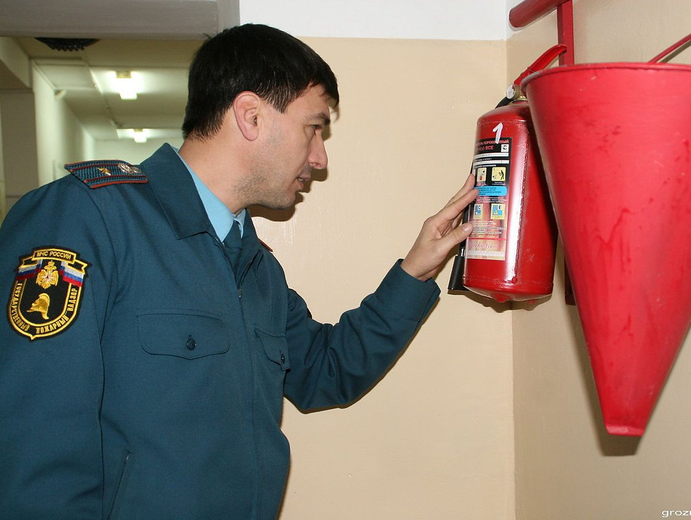 Пожарный контроль помогает бизнесу сберечь имущество