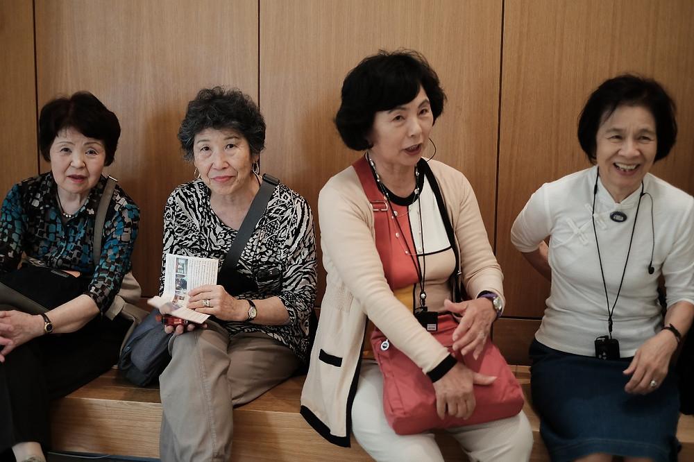 Китайские туристы в Эрмитаже. ФОТО: МИХАИЛ БОРИСОВ