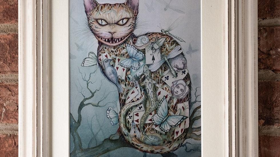 """""""Cheshire Cat"""""""