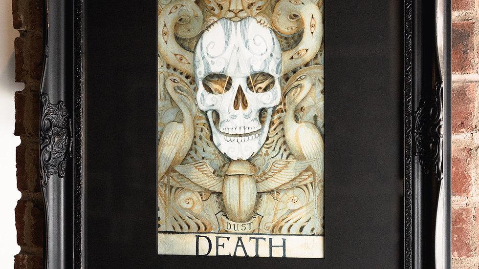 """Death"" New Beginnings"