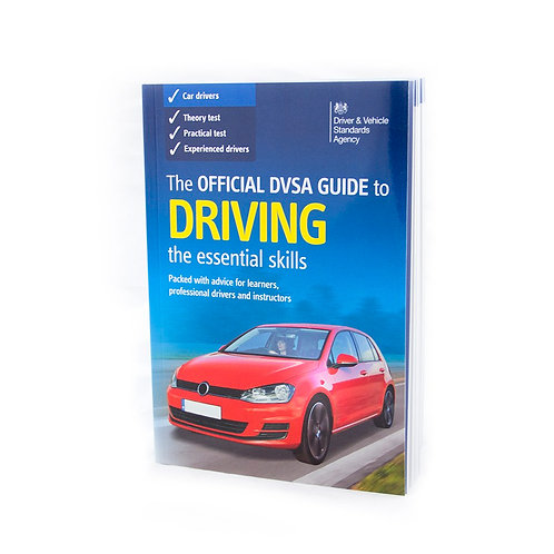 Official Guide to DRIVING, the essential skills