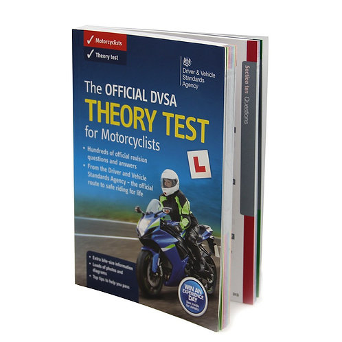 Official DVSA THEORY TEST for Motorcyclists