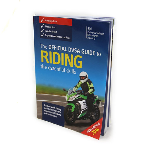 The Official Guide to RIDING, the essential skills