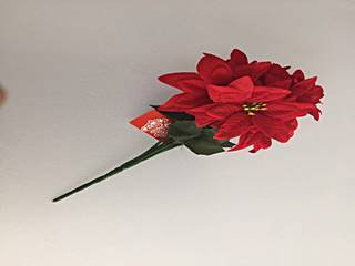 xmas artificial flower