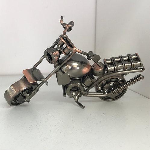 Copper Motorbike