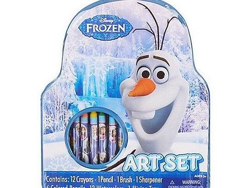 disney frozen art set