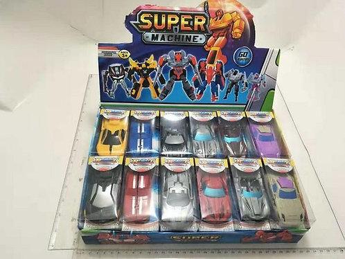 toy car transfrmer 10cm asst