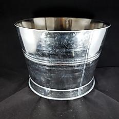 Round Soda Bucket Tin