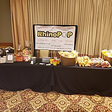 Vendor Booth for Corporate Event