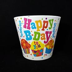 Happy Birthday Pot - 2