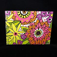 Art Flowers Box