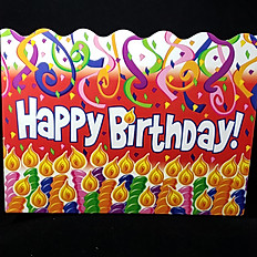 Happy Birthday 5 Box