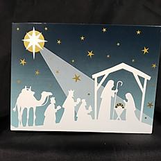Nativity Box