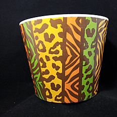 Animal Print Pot