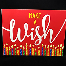 Make a Wish Box