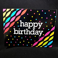 Happy Birthday 4 Box