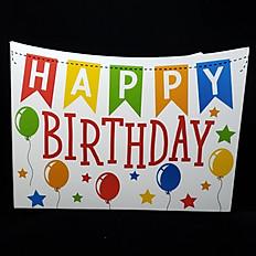 Happy Birthday 1 Box