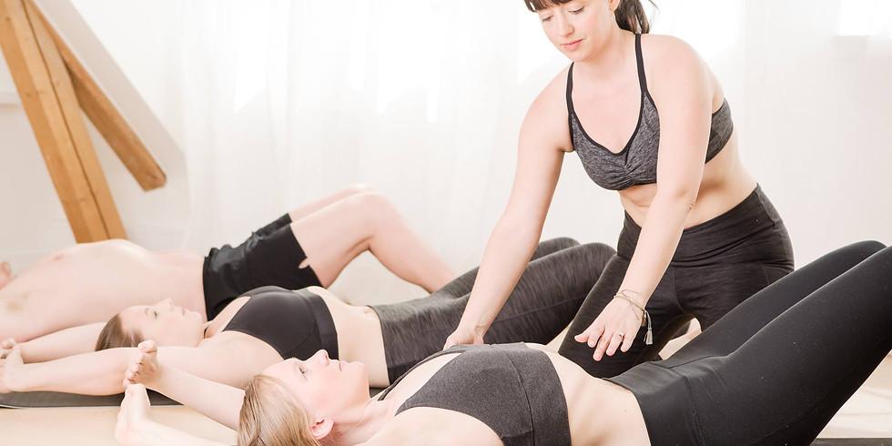 Workshop i Hypopressiv trening