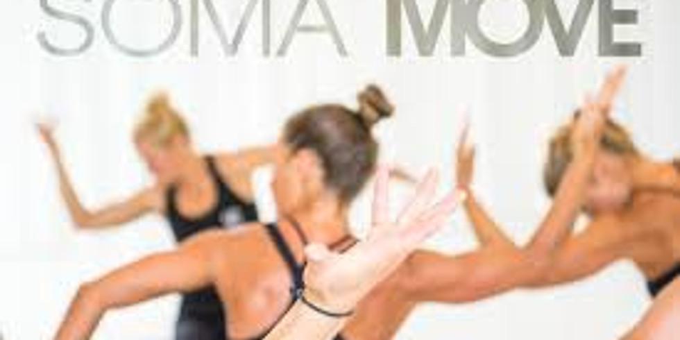 Soma Move 45 min LIVE på nett