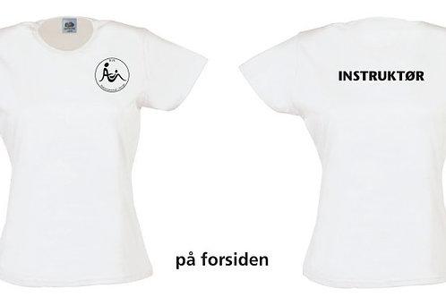 Instruktør T- skjorte
