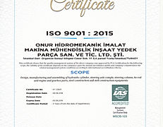 ONUR Hidromekanik - ISO 9001 English_000