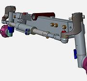 68HP - 75HP, Hidrolik Kontrol, Power Steering, 2WD Traktör Ön aks seti, Axle, Tractor, Dingil, Onur Makina, Rot, Hidrolik Silindir, Silindir, Direksiyon Kolonu, Porya, Akson kolu, wheel hub