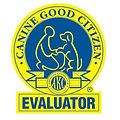 Evaluator logo for their web pages copy.