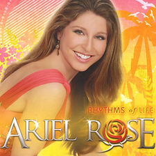 Ariel Rose Rhythms of Life Album Cover