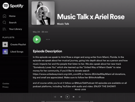 Music Talk Podcast