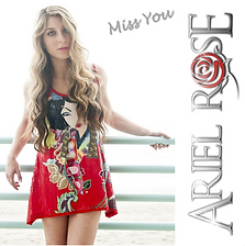Ariel Rose Miss You Pop Single