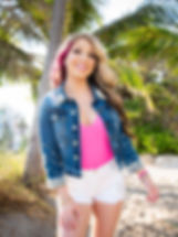 Miami-based pop singer, Ariel Rose