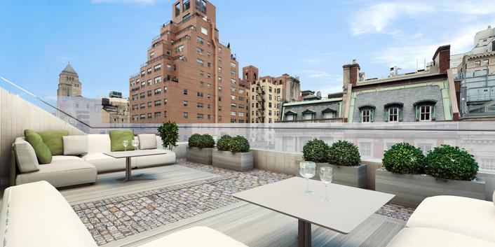 46 East 65 - Terrace