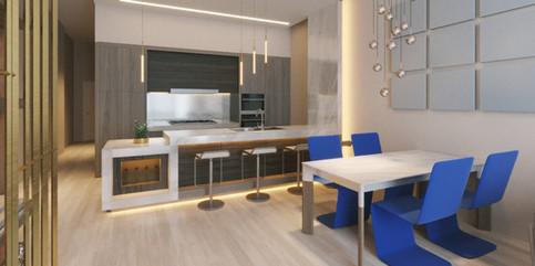 328 Atltanic - Kitchen