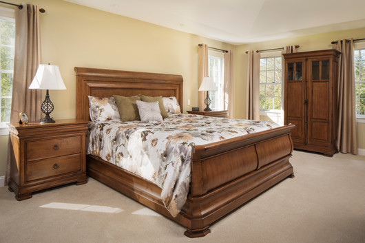 The Kellner - Master Bedroom