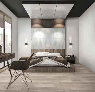 328 Atlantic - Bedroom