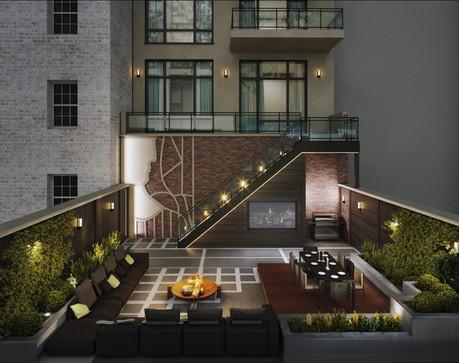 328 Atlantic - Terrace